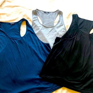 NEW! Coofandy 3-pack muscle tees